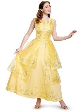 Belle Ball Gown Prestige Costume For Women
