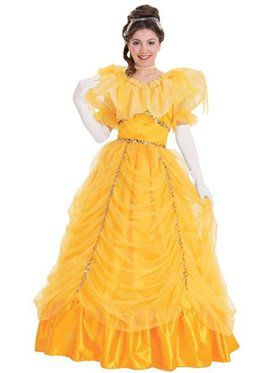 Women's Belle of the Ball Costume