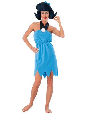 Betty Rubble Costume for Adults