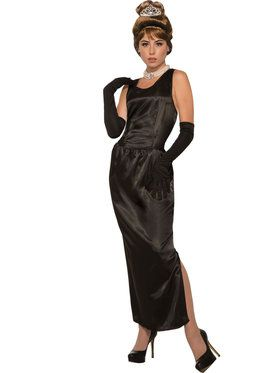 Audrey Hepburn Breakfast At Tiffany's Womens Costume