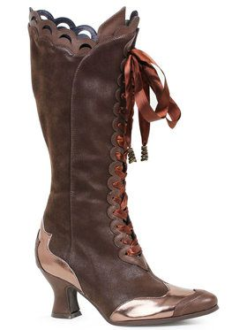 Brown Boots For Adults