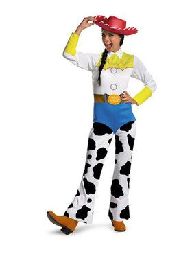 Womens Classic Toy Story Jesse Costume