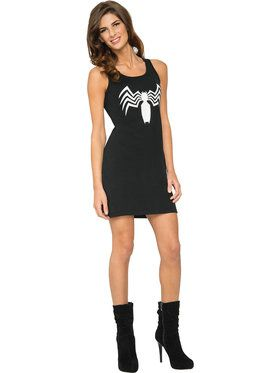 Classic Venom Tank Dress for Women