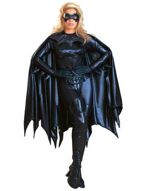 Womens Collector's Batgirl Costume