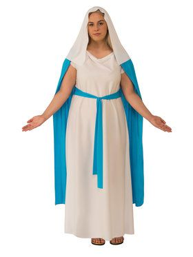Womens Curvy Mary Costume