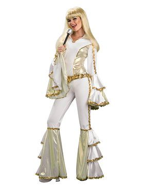 Disco Queen Womens Costume