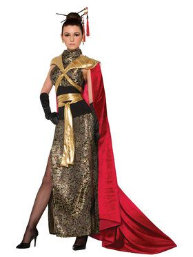 Dragon Empress Costume For Women