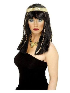 Women's Egyptian Wig