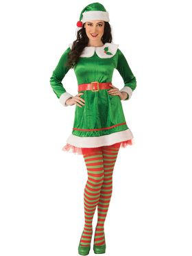 Womens Elf Dress