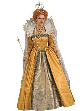Womens Elizabeth Costume
