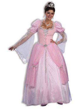 Fairy Tale Princess Costume For Adults