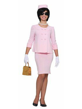 Womens First Lady Costume