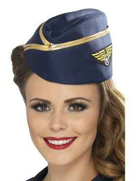 Women's Flight Attendant Hat