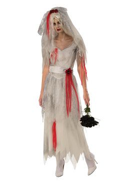 Ghost Bride Costume for Women