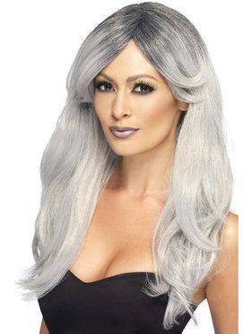 Women's Ghostly Glamour Sexy Wig