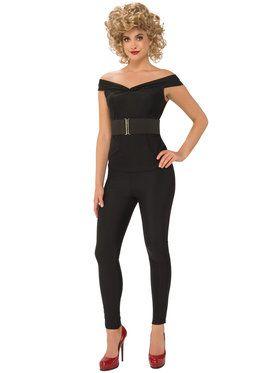 Grease Bad Sandy Costume For Adults