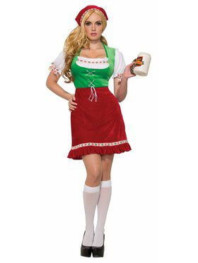 Women's Adult Gretel Costume