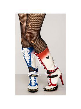 Women's Harley Quinn Suicide Squad Boot