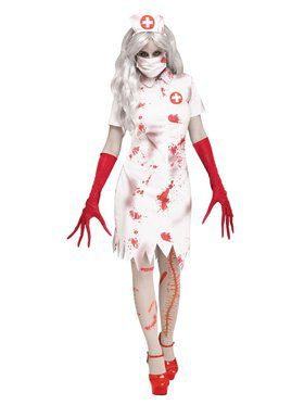 Horror Nurse Women's Costume