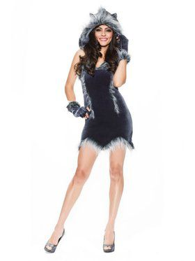 Women's Howling Hottie Adult Costume