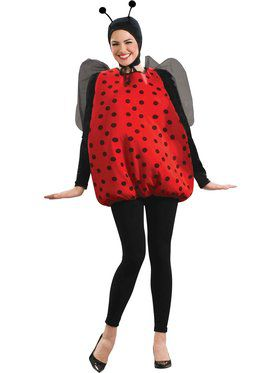 Womens Lady Bug Costume
