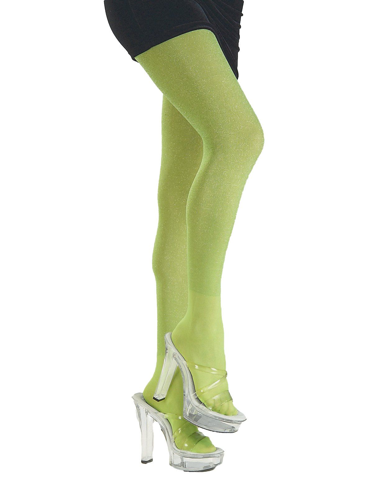 acee9465b Lime Green Tights for Women - Costume Accessories for 2018 ...