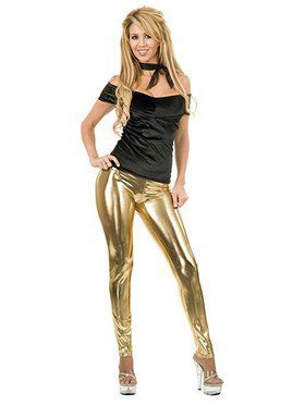Women's Liquid Metal Leggings