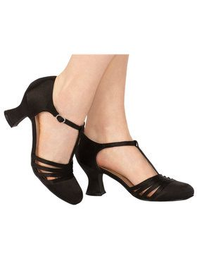 Lucy Low Heel Shoes