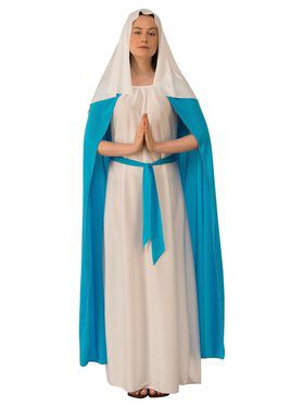 Mary Adult Biblical Costume