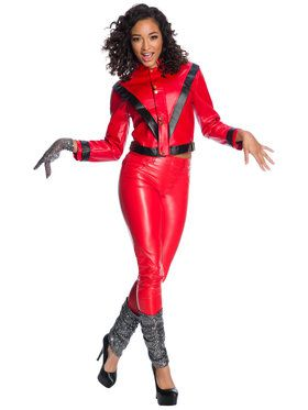 Michael Jackson Costume For Women