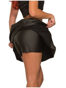 Midnight Menagerie Skater Skirt for Women