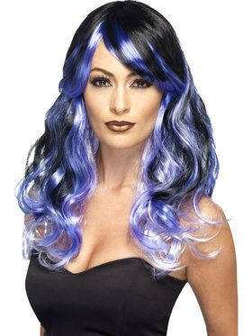 Women's Midnight Siren Ombre Sexy Wig