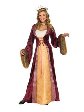 Medieval Royal Dress for Women
