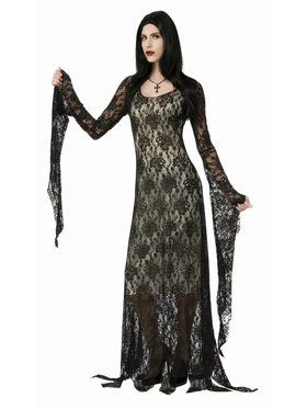 Miss Darkness Costume for Adults