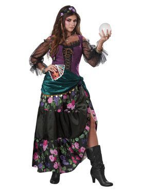 Women's Mystical Charmer Adult Costume