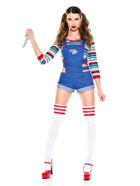 Nightmare Killer Doll Women's Costume