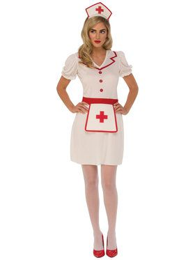 Nurse Costume for Women