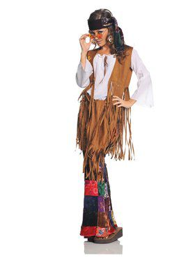 Womens Peace Out Adult Costume