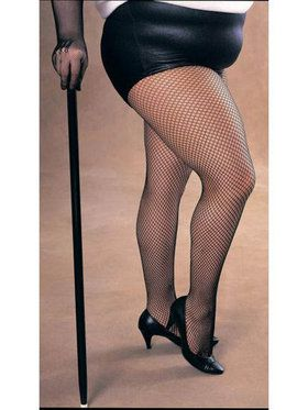 Plus Size Womens Fishnet Tights