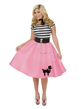 Women's Poodle Skirt