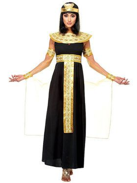Women's Queen of the Nile Costume