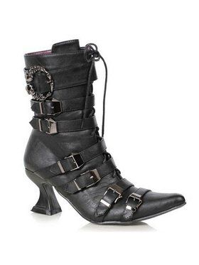 Womens Witchy Ankle Bootie