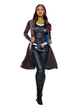 Adult Secret Wishes Gamora Deluxe Coat Costume - Guardians of the Galaxy 2