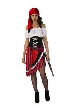 Adult Sexy Pirate Costume for Women
