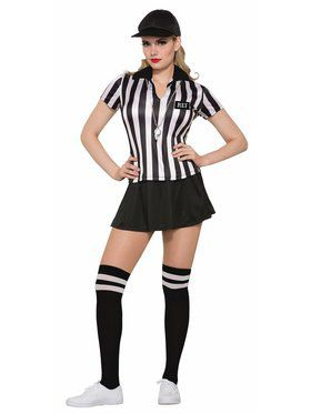 Sexy Referee Costume for Women