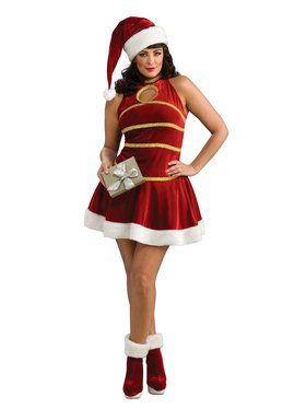 Sexy Santa Dress for Women