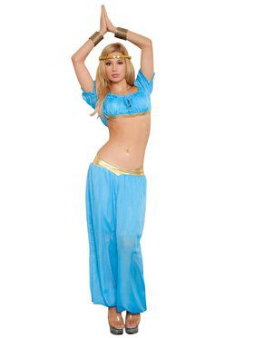 Womens Sexy Sweet Genie Costume