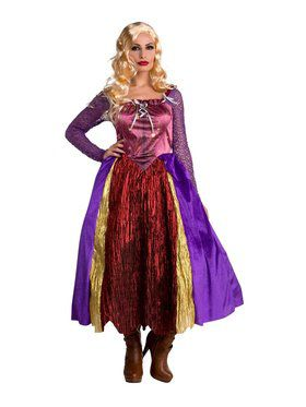 Womens Sultry Witch Costume