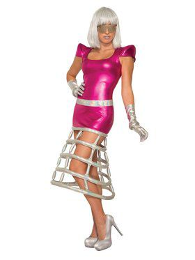 Womens Space Empress Costume