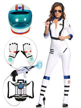 Spacewalker Women's Fortnite Gamer Kit